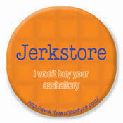 Button: Jerkstore (sm)